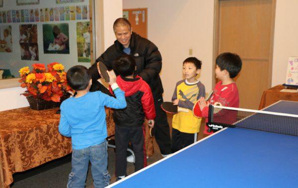 Ping Pong class